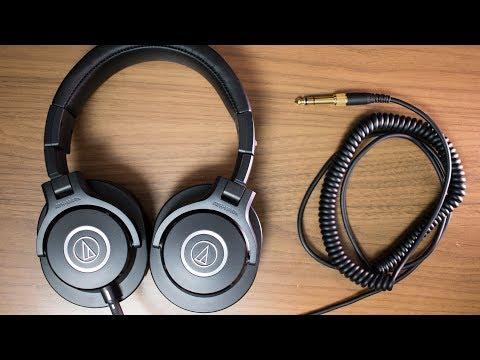 Audio-Technica ATH-M40x Headphone Review