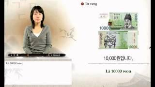 [Sơ Cấp] Tiếng Hàn - Bài 12: Cái này giá bao nhiêu?
