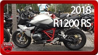 2018 BMW R1200 RS Motorcycle Review