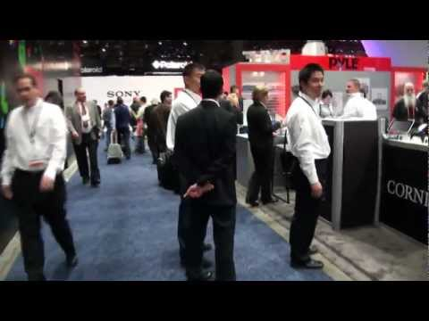 CES 2013: Through the eyes of Corning
