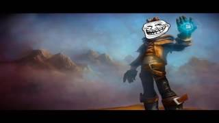 LoL - Ezreal Funny Montage - ToSeDo