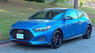 Hyundai Veloster Turbo Review--GTI Alternative?