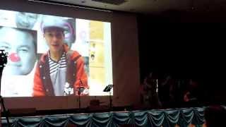 GuN_13/15_ดู MV_จับมือไว้ (Yabb & FC)_ปิดงาน @ 23rd GuN NAPAT Birthday Charity-23-10-56
