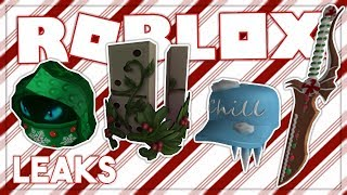 ROBLOX HOLIDAY MAGIC EVENT 2018 PRIZES + HOLIDAY ITEMS   LEAKS & PREDICTIONS