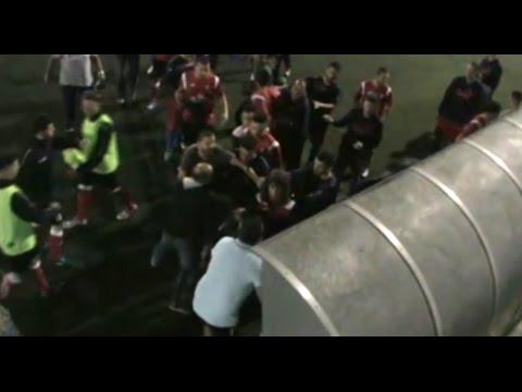 [STOP VIOLENCIA] #2CAT3 Jornada 7: Atlètic Delta Prat 1 - Sant Joan Despí 1