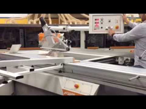 Casadei Macchine Xenia 40M Sliding Table Saw