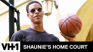Shareef Wants A Tattoo | Shaunie's Home Court