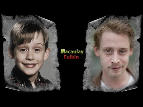 [КМЗ-Morph]: Как Менялся Маколей Калкин (Macaulay Culkin)