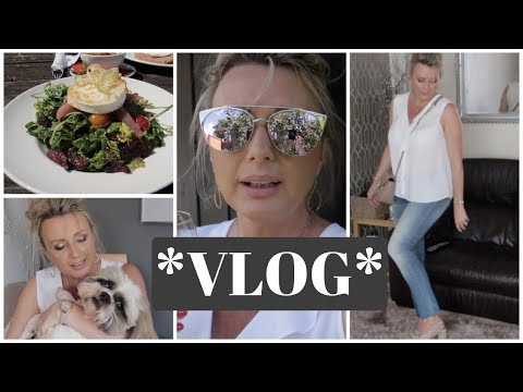*MONDAY VLOG* -  THE RUG IS HERE