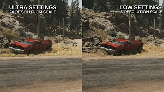 Far Cry 5 Lowest Graphic Settings Gameplay on PC