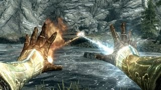 Skyrim: Secret Magic