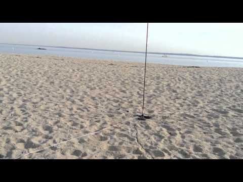 PY2FN/P from Rye Beach with Vertical and...