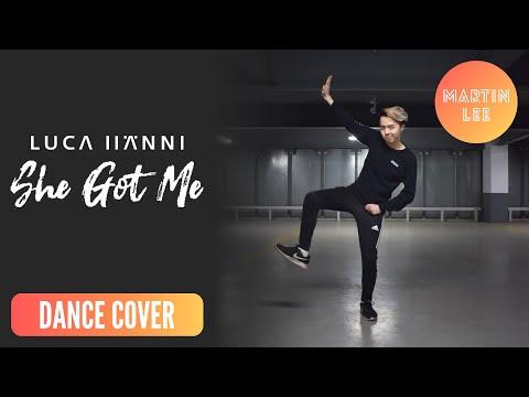 Luca Hänni - She Got Me (Switzerland Eurovision 2019)   Dance Cover   Martin Lee