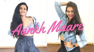 Aankh Marey Simmba Team Naach Choreography