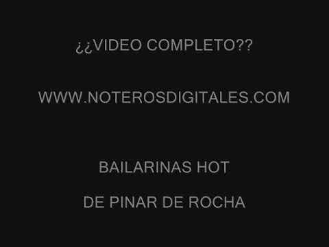 BAILARINA DE PINAR DE ROCHA