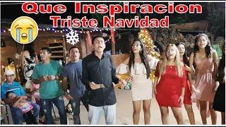 18-Triste Navidad:El Plus Nos Canta En Coro Esta Linda Y Triste Canción-Cena Navideña 2018-P18