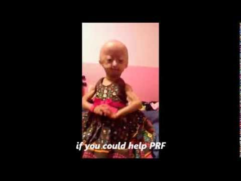 Can you help PRF and Adalia bring more children with Progeria to Boston for treatment?