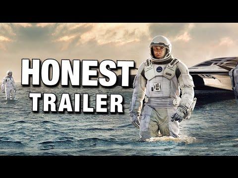 Honest Trailers - Interstellar