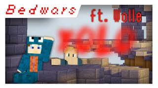 Minecraft | Bedwars med Wolle: YOLO