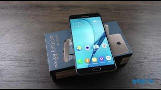 Samsung Galaxy A9 Pro review, unboxing, performance, gaming in 5 minutes