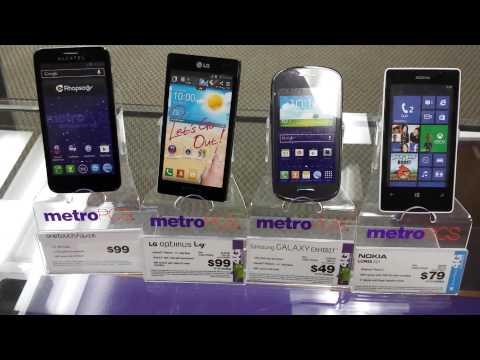 4G Lineup VS 4G LTE Line Up MetroPCS