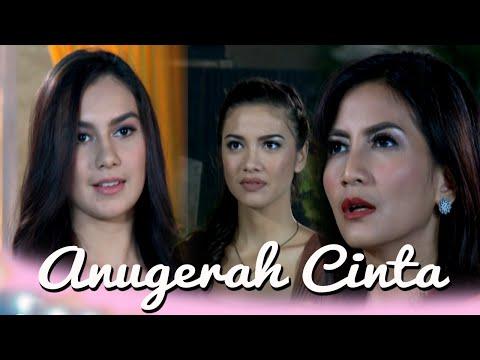 Kinta Dan Mamahnya Kaget Naura Pakai Gaun Cantik [Anugerah Cinta] [11 September 2016]