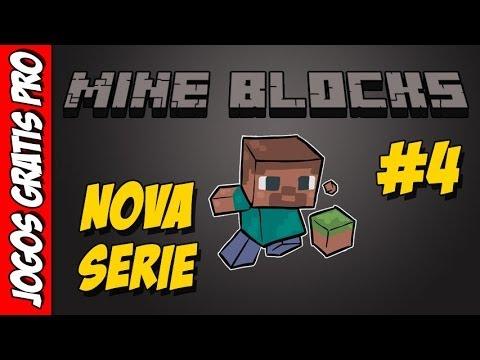 Mine Blocks 1.26.5 Atualização - Command Line