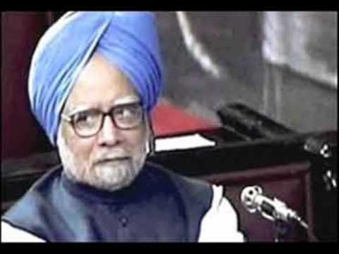 Manmohan Singh Ke Dimaag MEIN सूअर का गोबर Bhara hai????? By Rajiv Dixit