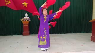Hội người cao tuổi Múa Mừng Tuổi Mẹ - Mộc Hoàn Giáo
