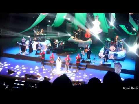 Dato' Siti Nurhaliza - Medley Mahligai Asmara & Satu Cinta Dua Jiwa [live At Istana Budaya] 1080pᴴᴰ video