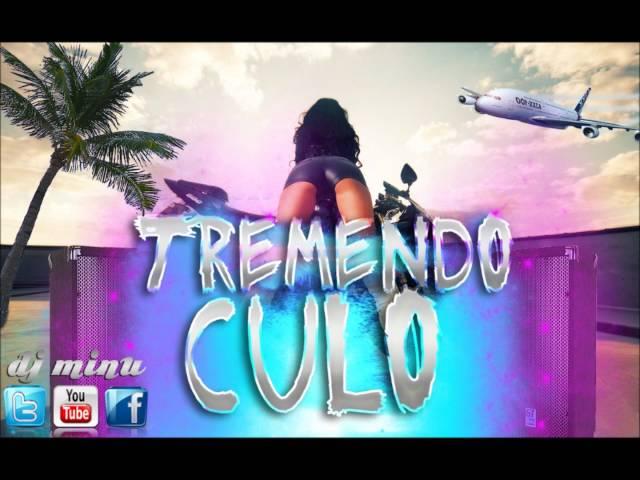 Dj Minu - Tremendo Culo (Remix)