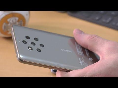 Tehnia TV - Nokia 9 Pureview
