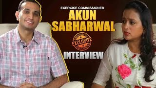 Suma Kanakala Interview with Director of Excise Akun Sabharwal