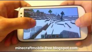 0.6.1 Minecraft - Pocket Edition *FREE DOWNLOAD [Android] [2013]