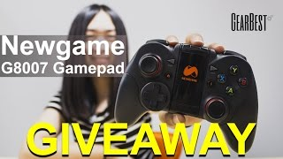 [Giveaway] Newgame G8007 Gamepad - GearBest.com (CLOSED)