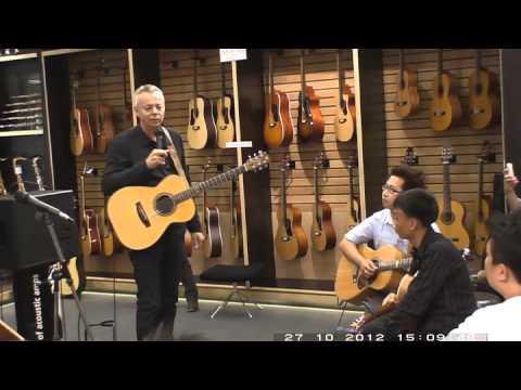 Tommy Emmanuel Meet & Greet ที่ Music City เซ็นทรัล พระราม 9 #1