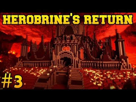 Minecraft: Herobrine's Return - Part 3
