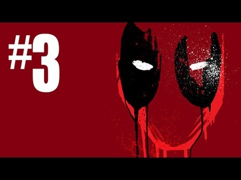 Deadpool Gameplay Walkthrough Part 3 – 8-BIT DEADPOOL?! (Xbox 360/PS3/PC Gameplay HD)