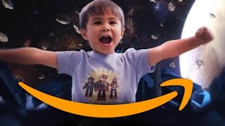 How to Order a Rocket Ship from Amazon.com