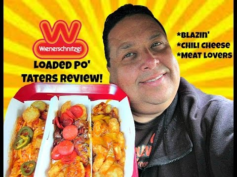 Wienerschnitzel® LOADED Po' TATERS Review! thumbnail