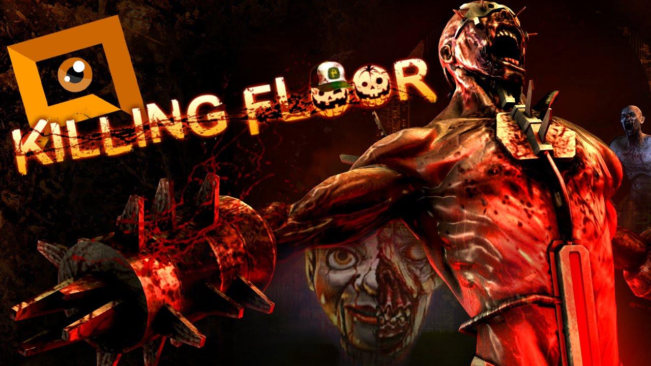 Killing floor slack jawed zombie slaughter killer toys for Killing floor zombies
