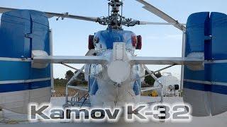 Kamov KA 32 Fire Fighter (Close view)