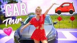 CAR TOUR! 2017 Ford Focus | Kalista Elaine