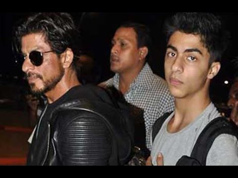 Shah Rukh Khan To Launch Sons Aryan And Abram In Bollywood?