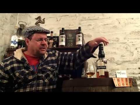 whisky review 482 - Evan Williams Single barrel bourbon 2003