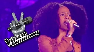 Where Is The Love The Black Eyed Peas Mary Summer Cover The Voice of Germany 2015 Audition