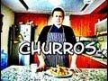 Churros caseros , churros mexicanos con azúcar y canela