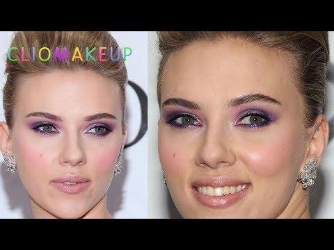 Makeup Tutorial Trucco Scarlett Johansson inspired