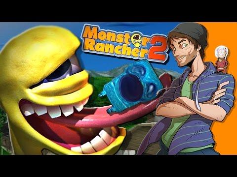 Monster Rancher 2 - SpaceHamster