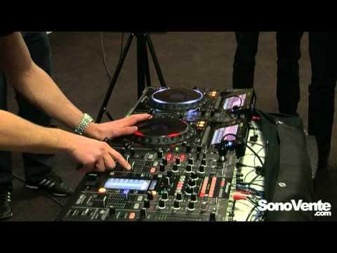Mix DJ Antonin - Formation Pioneer Rekordbox Marseille